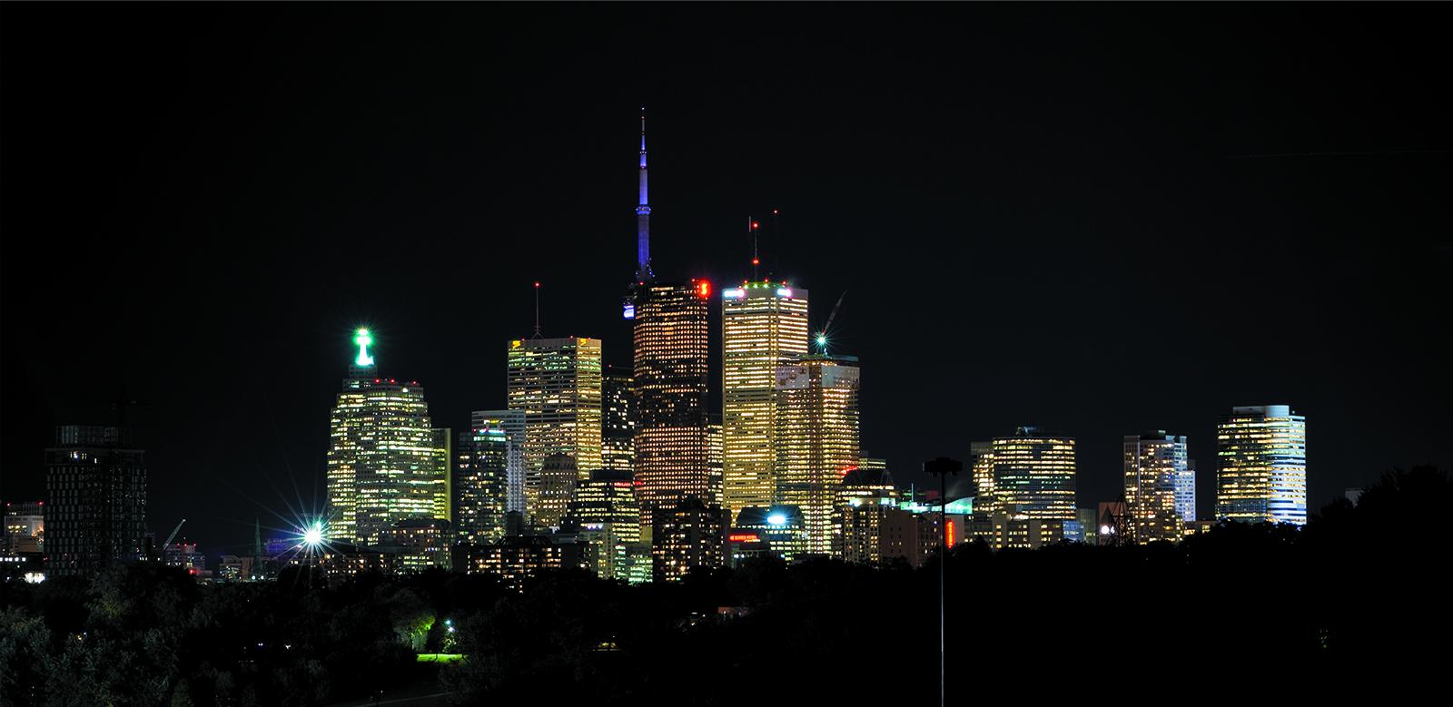 Toronto-Night